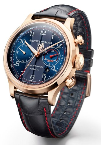 Capeland Cobra 10233, Limited Edition, 18K red gold, 44 mm