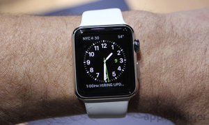 ventes d' Apple Watch