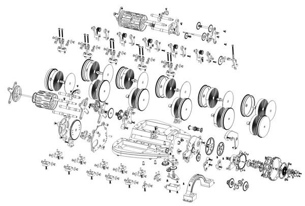 Hublot-MP-05-La-Ferrari-Tourbillon-schema-barillets