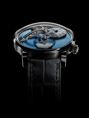 MB&F Legacy Machine LM101 Platinum-face