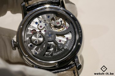 Arnold & Son DSTB - movement