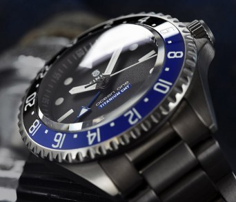 Ocean Titanium 500 GMT Premium-3