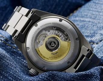 Ocean Titanium 500 GMT Premium-4