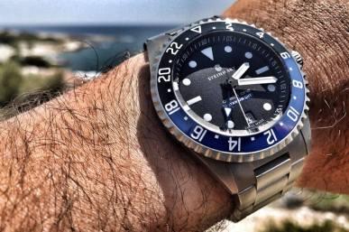 Steinhart Ocean Titanium 500 GMT Premium-stef