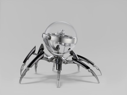 Octopod_Profile_Black