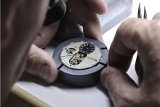 Chronomètre_FERDINAND_BERTHOUD_FB_making_of_Verification of the second hand