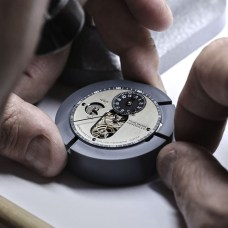 Chronomètre_FERDINAND_BERTHOUD_FB_making_of_Verification of the second hand