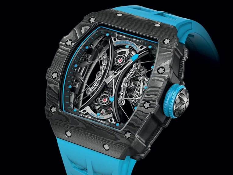 Richar Mille RM 53-01 Tourbillon Pablo Mac Donough-3