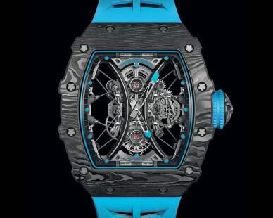 Richar Mille RM 53-01 Tourbillon Pablo Mac Donough