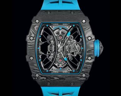 Richar Mille RM 53-01 Tourbillon Pablo Mac Donough