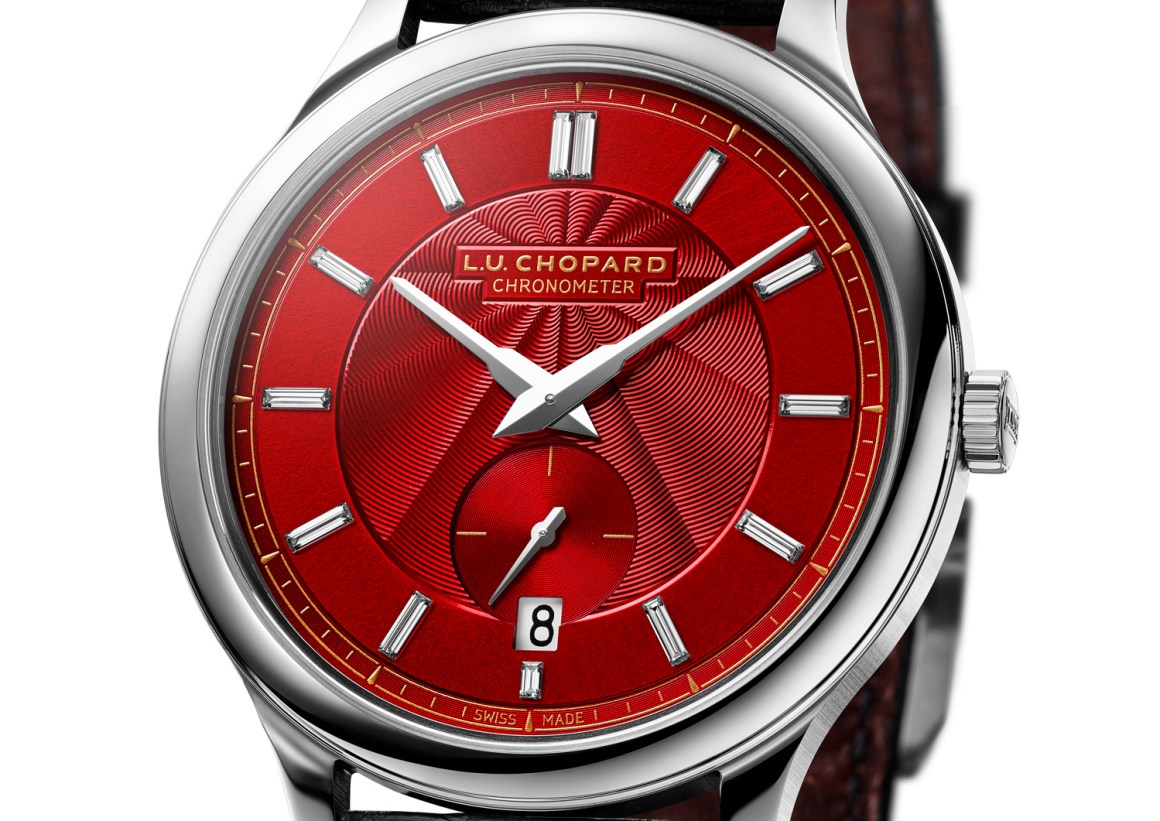 Chopard L.U.C XPS 1860 Red Carpet Edition