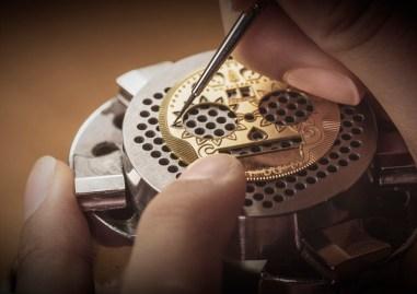 Making of - Dial L.U.C Perpetual T Spirit of La Santa Muerte 161941-5005 (2)