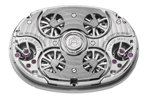 ARF17 Armin Strom Dual Time Resonance Masterpiece 1