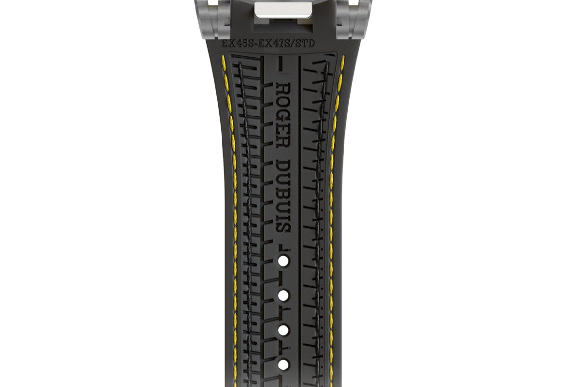 Roger Dubuis Excalibur Huracán Performante - Strap