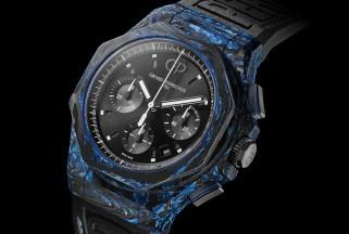 girard-perregaux_laureato_absolute_carbon_glass_detail