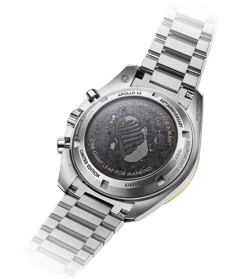 Speedmaster Moonwatch Apollo 11 50th Anniversary Limited Edition