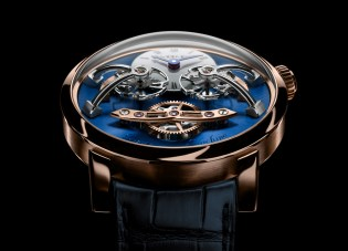 Mb&F LM2 Red Gold Blue