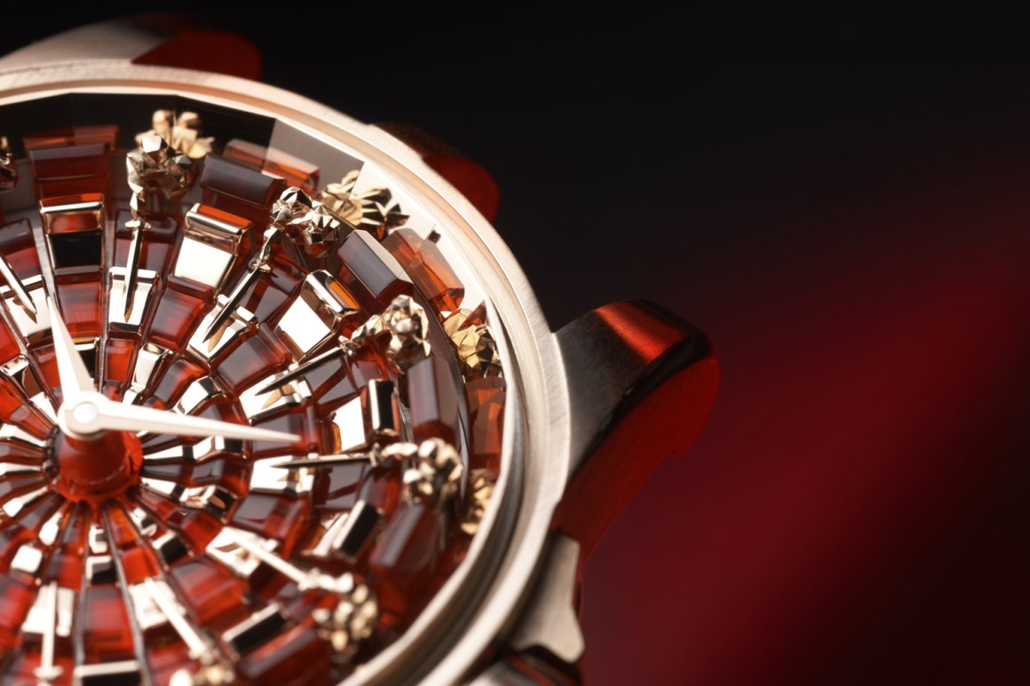 Roger Dubuis Excalibur Knights of the Round Table IV