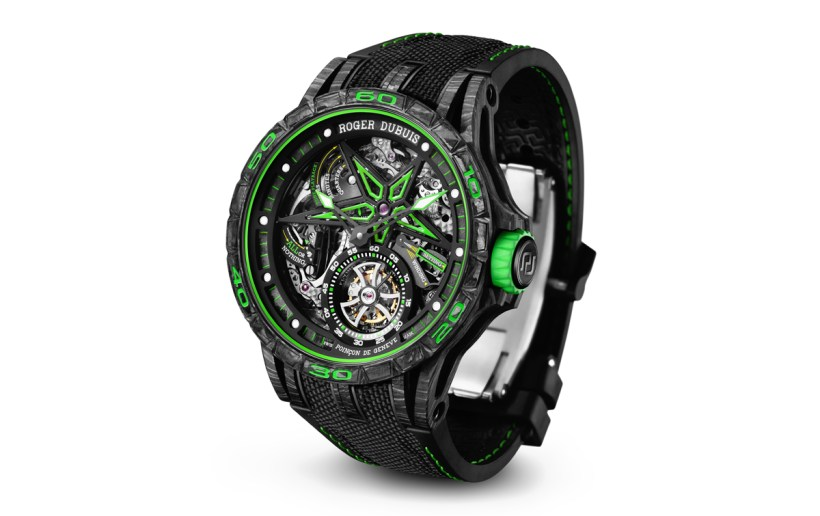 Roger Dubuis Excalibur Spider Unique Series