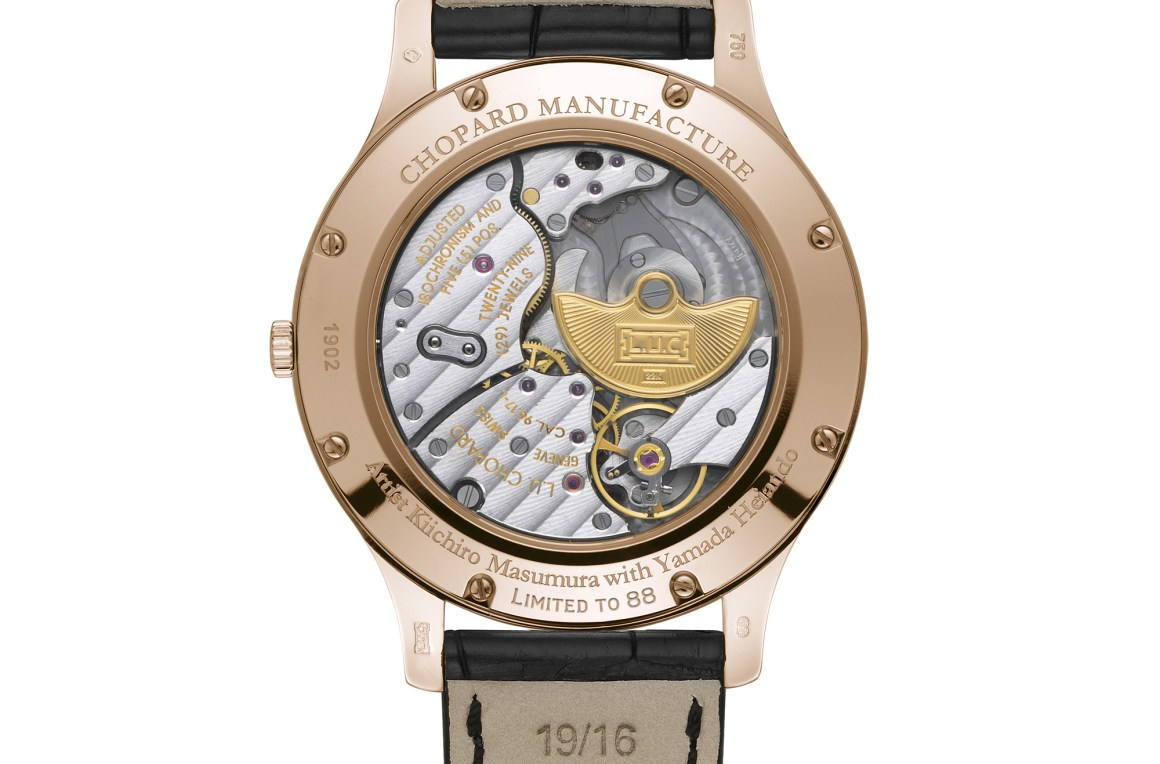Chopard L.U.C XP Urushi Year of the Rat 96.17-L