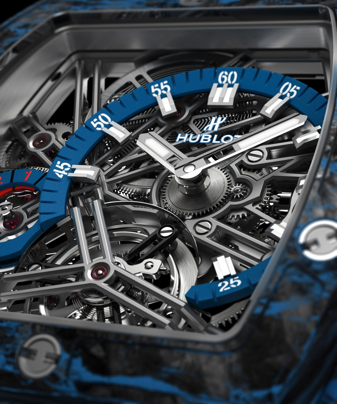 Hublot Spirit Of Big Bang Tourbillon Carbon