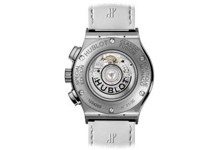 Hublot Classic Fusion Aerofusion Chronograph Special Edition 'Boutique Monaco'-back