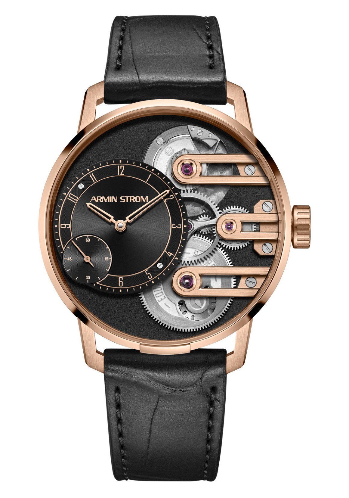 Armin Strom Gravity Equal Force or rose 18ct
