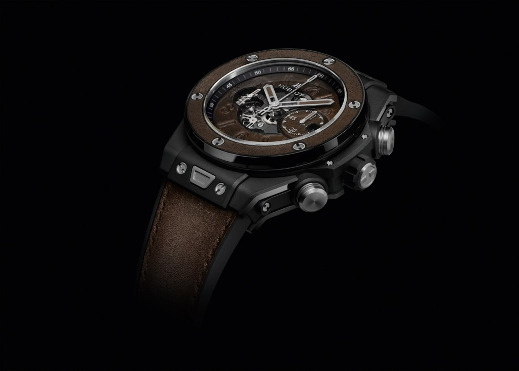 Hublot Big Bang Berlutti Cold Brown