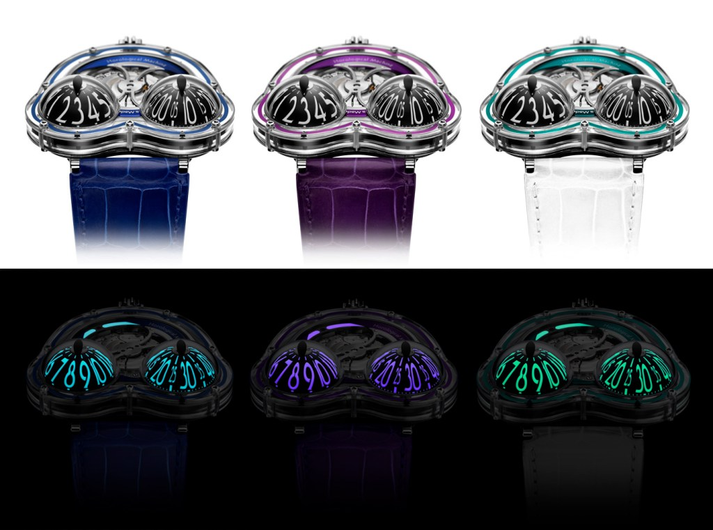 MB&F HM3 Frog X Collection