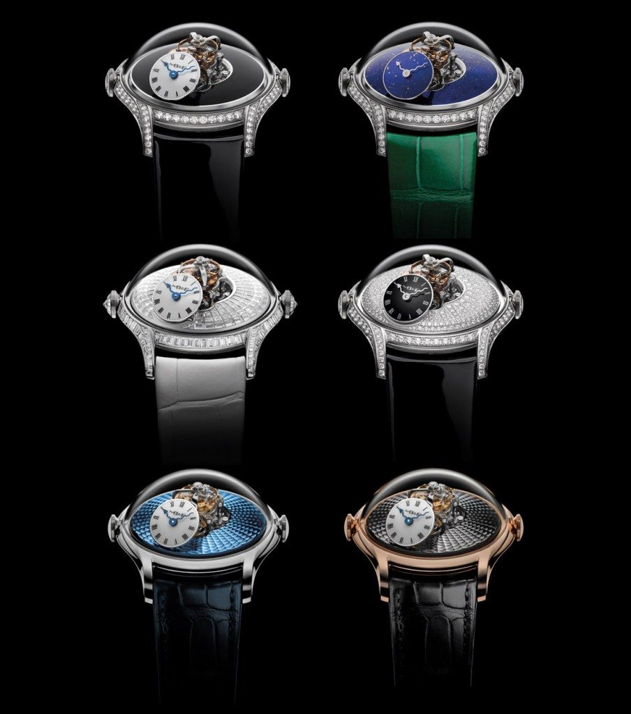 Mb&F FlyingT Collection 2020