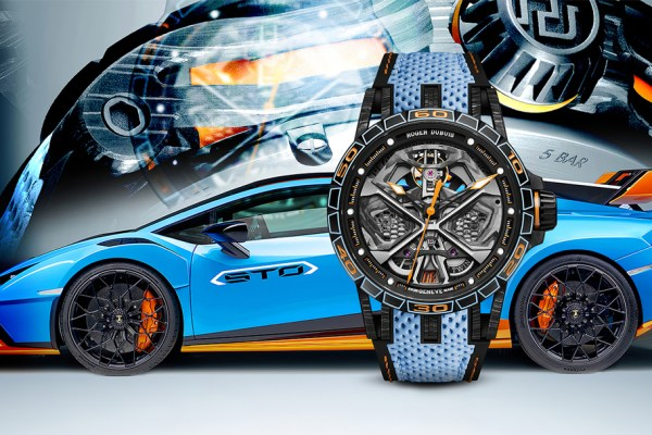 Roger Dubuis Excalibur Huracan STO
