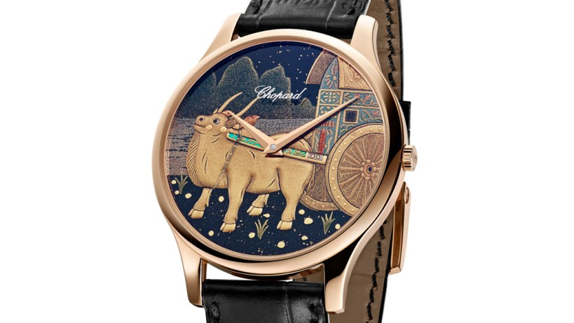 Chopard L.U.C XP Urushi Year of the Dial