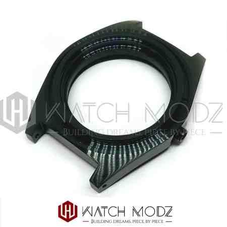 Black 62mas to skx007 conversion case