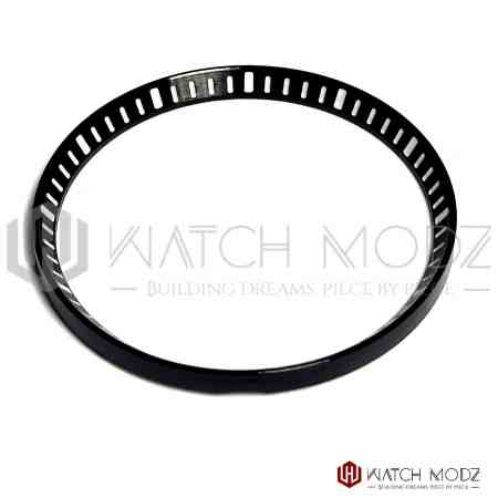 Skx007 black lumed chapter ring