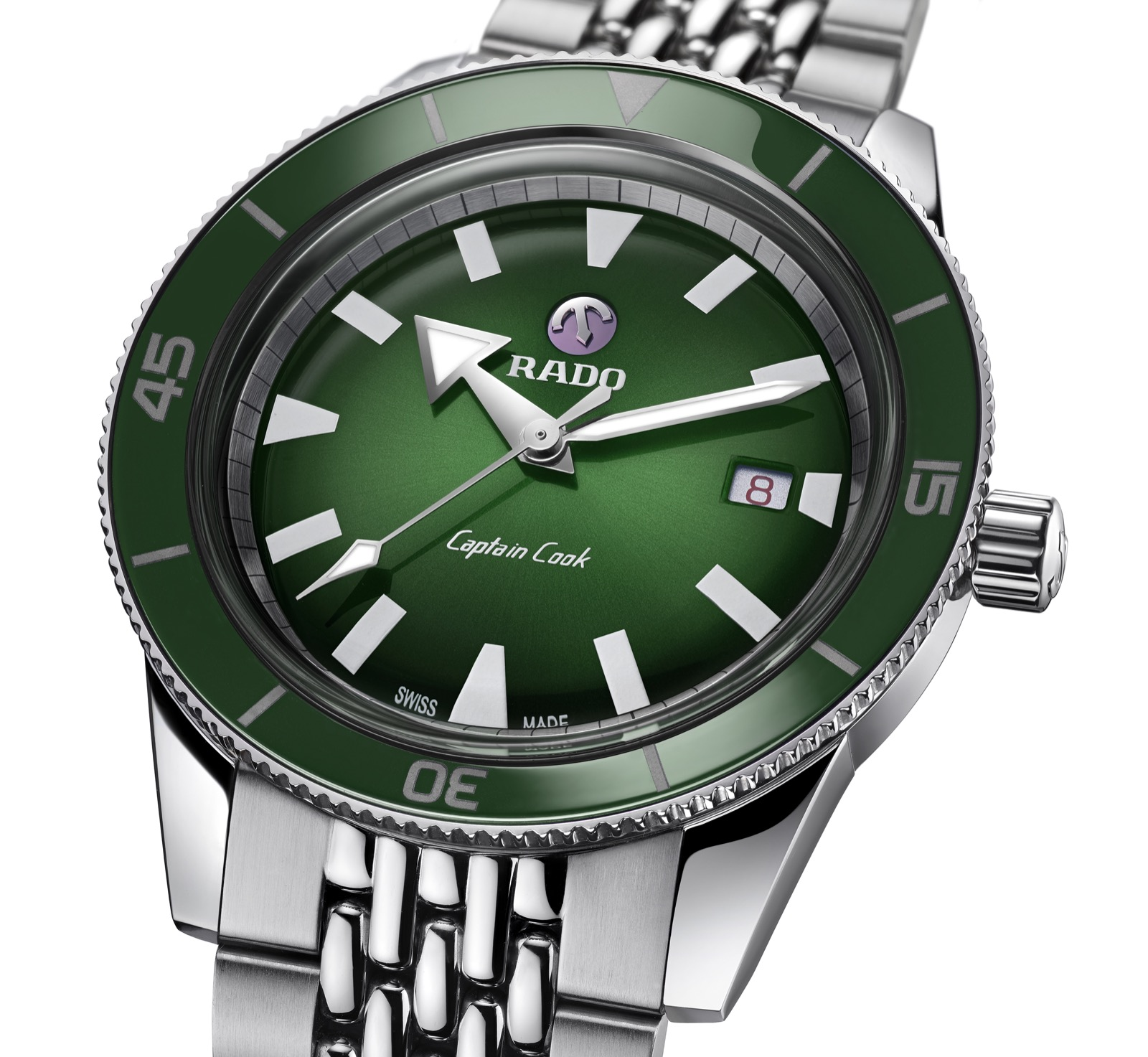 Rado Captain Cook Automatic 42 Mm Watch Test