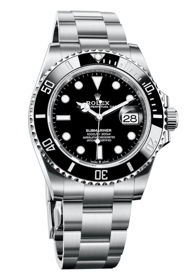 Rolex Submariner Date 41 mm