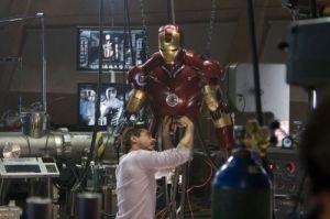Film Title:  Ironman