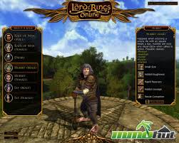Lord of the rings online 1
