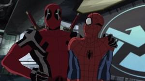 A barátságos, régi-új és menő Pókember – Ultimate Spider-Man, első és második évad