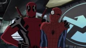 pókember, deadpool