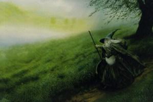 J.R.R. Tolkien: A Gyűrűk Ura I., A gyűrű szövetsége