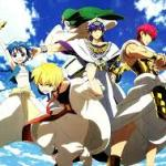 Magi: The Labirynth of Magic