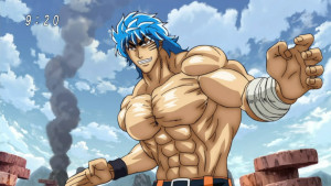 Toriko_ready_for_fight