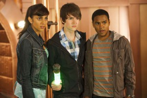 THE SARAH JANE ADVENTURES hires