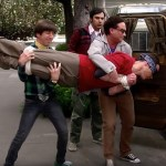 The Big Bang Theory S09E03 – The Bachelor Party Corrosion
