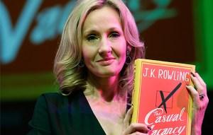 Tartós szenvedés: J. K. Rowling – Átmeneti üresedés