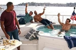 Grace Klinika S14E06 – Come Down to My Boat, Baby