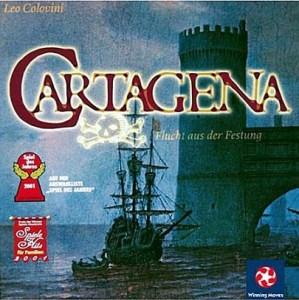 Cartagena – Menekülés az erődből