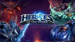 Hősök mindig kellenek – Heroes of the Storm