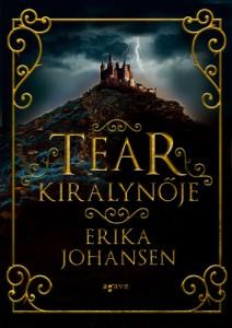 Erika Johansen: Tear királynője